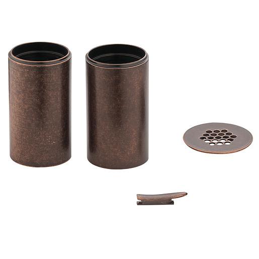 "Moen Kingsley Oil Rubbed Bronze Extension Kit (13.5""L x 3.5""W x 3.5""H)"