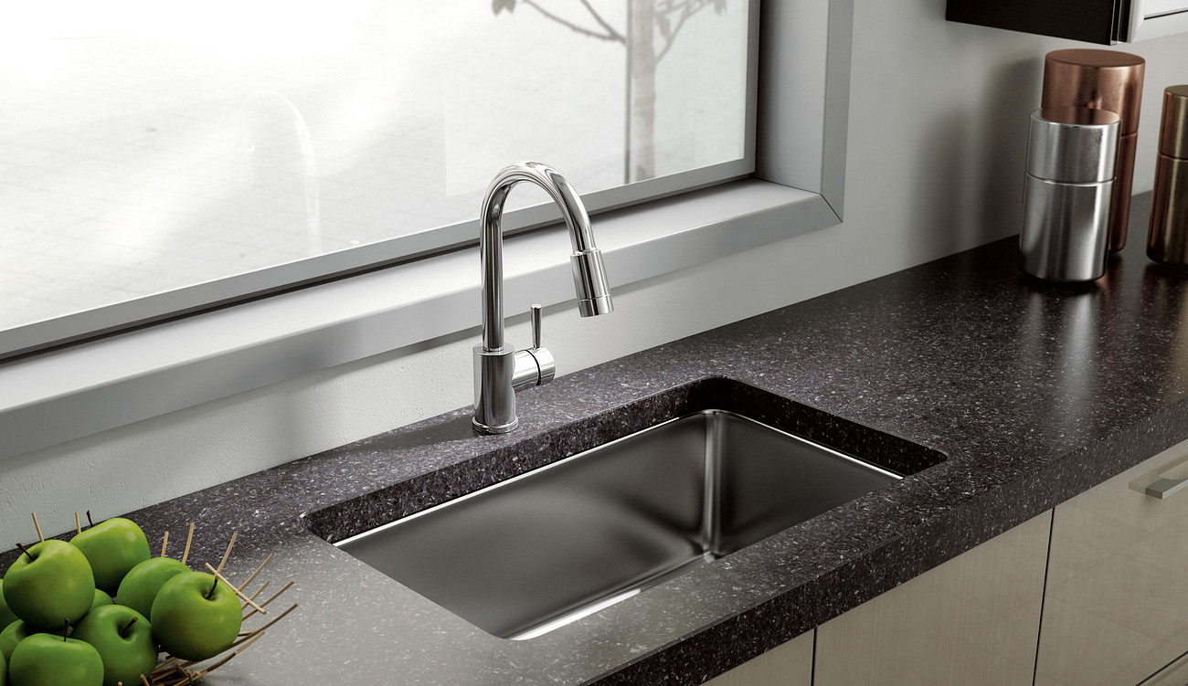 Modern multi-family kitchen faucets