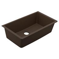 Granite Series 33 x 18.5 x 9.5 granite granite single bowl sink