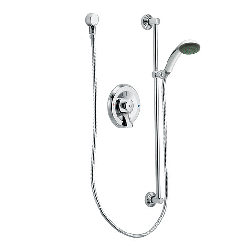 Commercial Chrome Posi-Temp® shower only
