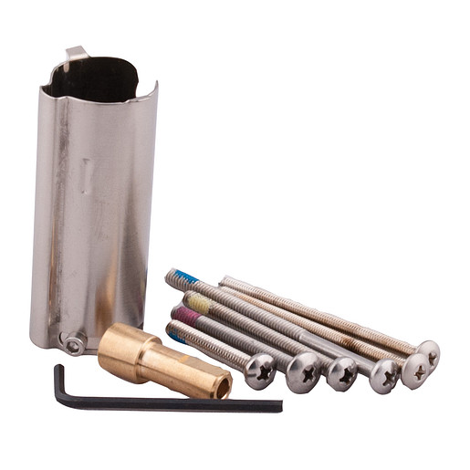 "Moen Brushed Nickel 1"" Handle Extension Kit for Moentrol Single-Handle Tub/Shower"