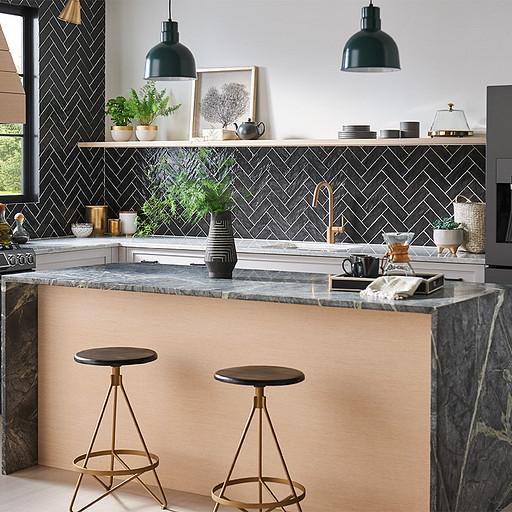 7 Brilliant Design Ideas for a Modern, Efficient Kitchen