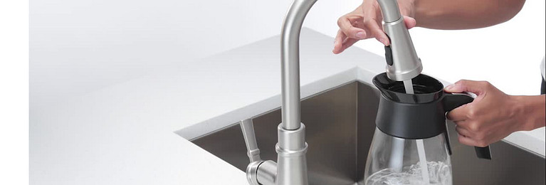 Moen Power Boost Faucets