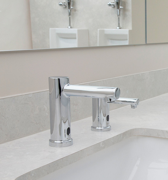 Standard or Commercial Grade Faucets