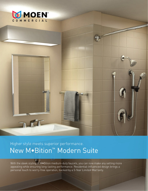 Mbition Modern Suite Sell Sheet