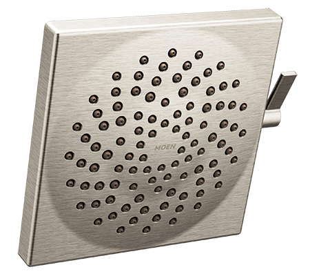 Browse Brushed Nickel Shower & Spa products