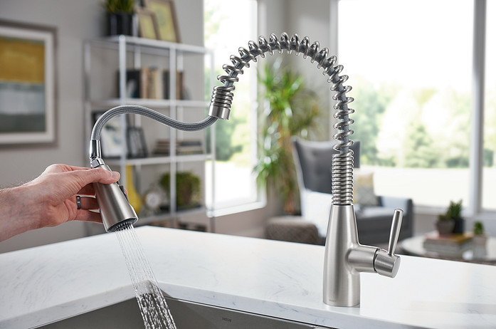 Learn more about latest innovation faucet technology