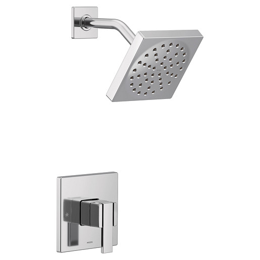 UTS3715EP - 90 Degree Chrome M-CORE 3-Series Shower Only