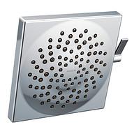 """Moen Chrome Two-Function 8 1/2"""" Diameter Spray Head Rainshower"""