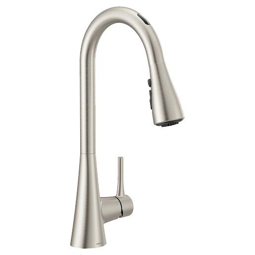U by Moen Smart Faucet™ in Sarai™ Spot Resist Stainless