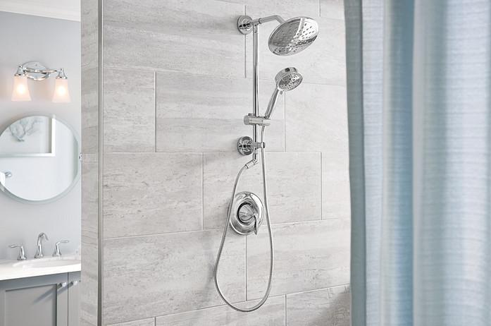 Shower Rails & Annex