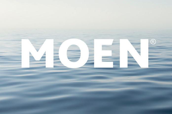 Moen water logo