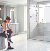 U by Moen Smart Shower