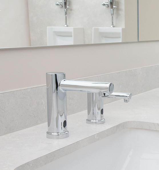 M-Power sensor faucets are designed and rigorously tested for reliability