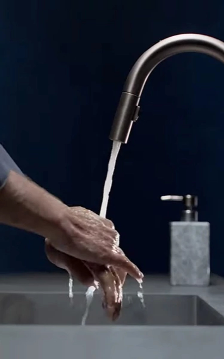 U by Moen Smart Faucet - What Will You Tell It To Do?