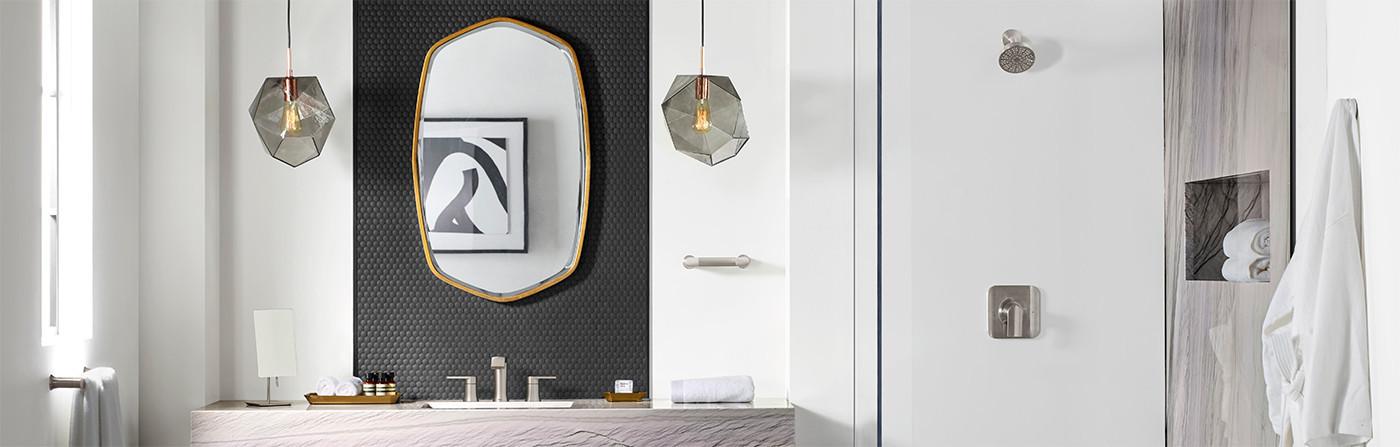 Genta Faucet Collection Bathroom Accessories Upgrade