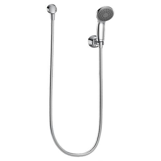 Commercial Chrome handheld shower