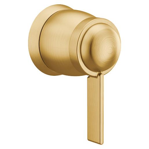 Cia Brushed gold ExactTemp® volume control