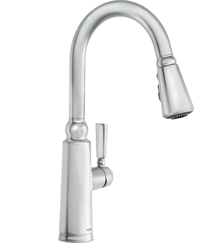 5oclock-87997 Chrome Kitchen Faucet