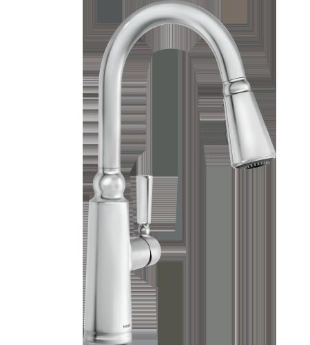 5oclock-87997 Chrome Kitchen Faucet