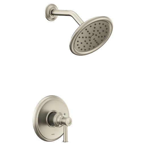 Belfield Brushed Nickel M-CORE 2-Series Shower Only