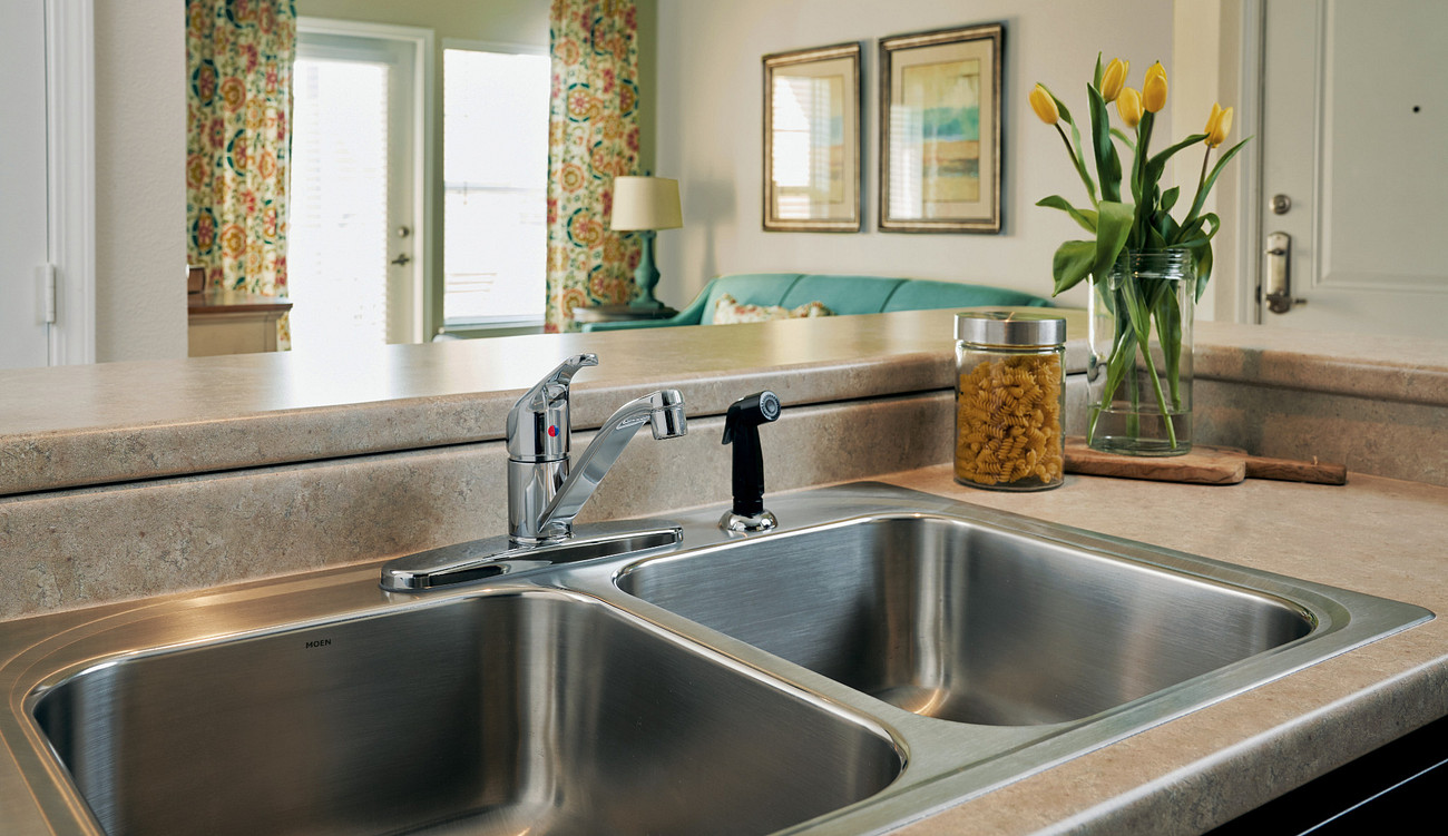 Transitional multi-family kitchen faucets