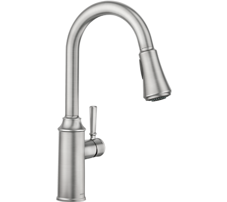 Browse Spot Resist Stainless Kitchen Faucets