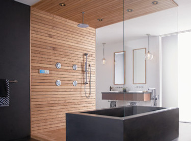 Arris Shower & Spa Collection Room Image