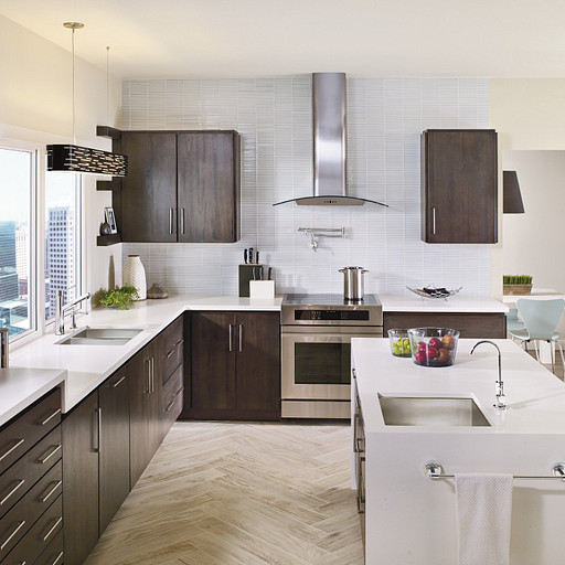 6 Tricks to Make Your Small Kitchen Feel Big