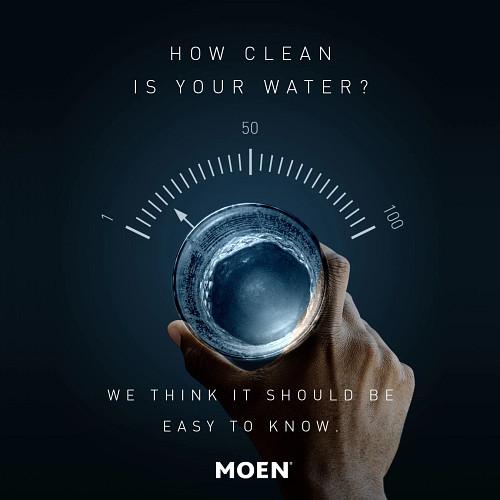 Moen's Pilot Water Quality Report Program