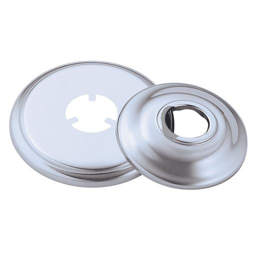 """Moen Platinum Tub/Shower Accent Kit (3.25""""L x 3.25""""W x 1""""H)"""