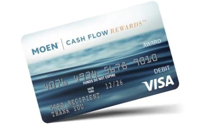 Moen Cash Rewards Card Image