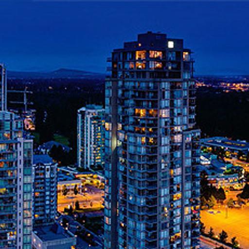 Grand Central Three: Vancouver, British Columbia