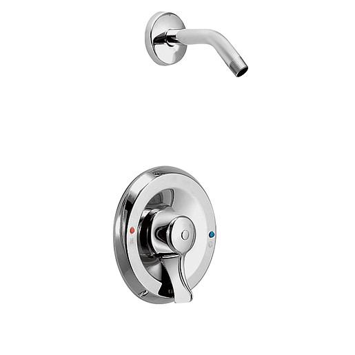 Commercial Chrome Posi-Temp® all-metal trim kits