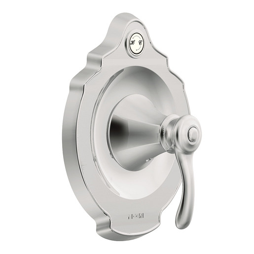 Vestige Chrome Moentrol® valve trim
