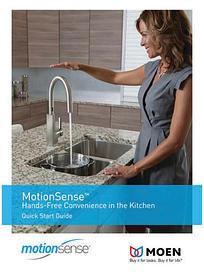 MotionSense™ Quick Start Guide