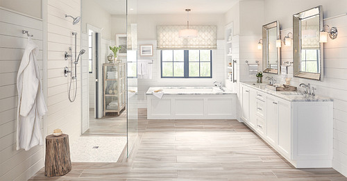 Bathroom Shower Spa Rainshower