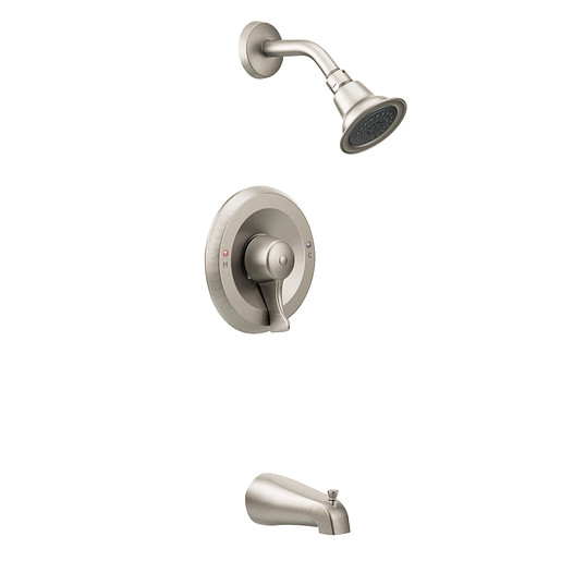 Commercial Classic brushed nickel Posi-Temp® all-metal trim kits