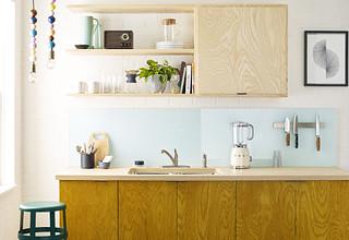 Adler Spot Resist One-Handle Kitchen Faucet 87604srs