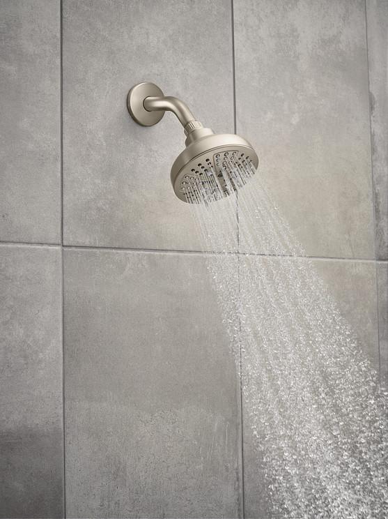 Moen fixed showerheads