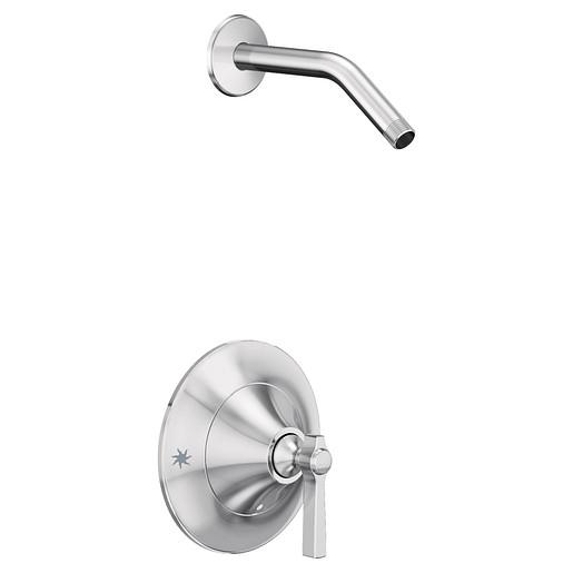 Flara Chrome Posi-Temp® shower only