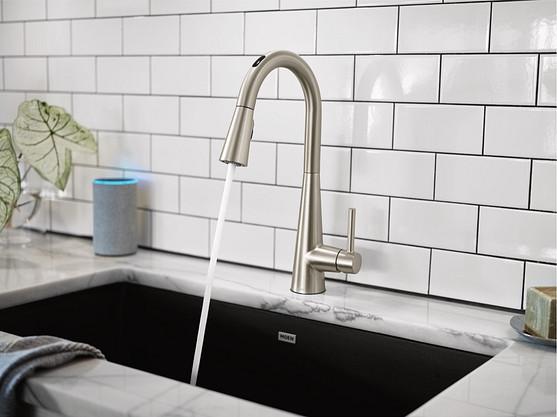 Install a U by Moen Smart Faucet