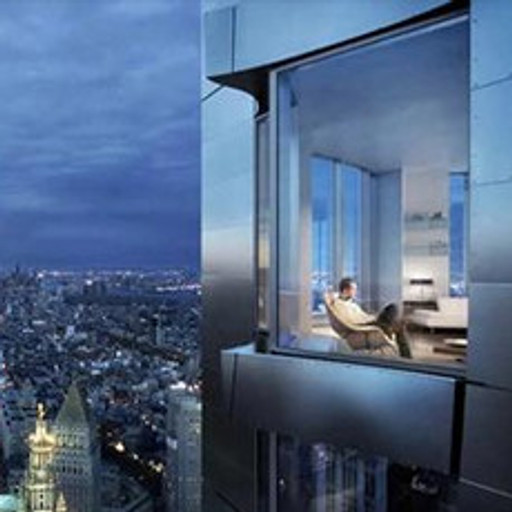 New York by Gehry: New York, New York