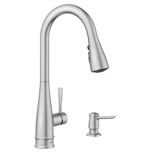 Birchfield ™ Pulldown Kitchen Faucet Spot Resist™ Stainless