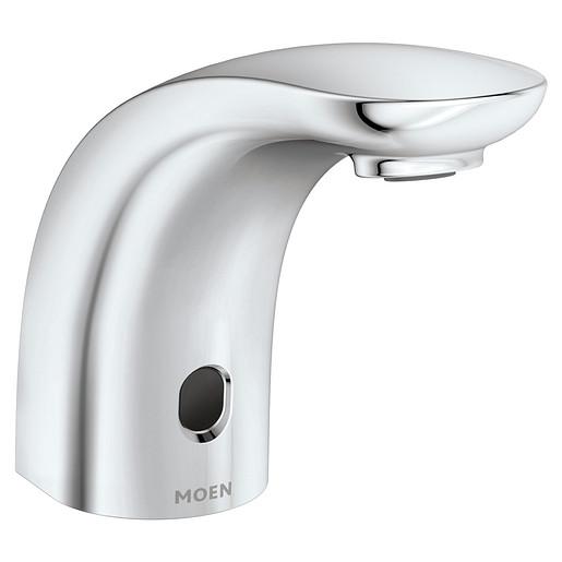 M-POWER Chrome sensor-operated lavatory faucet