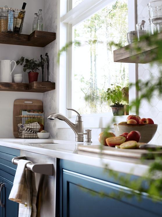 Kitchen Triangle Layout