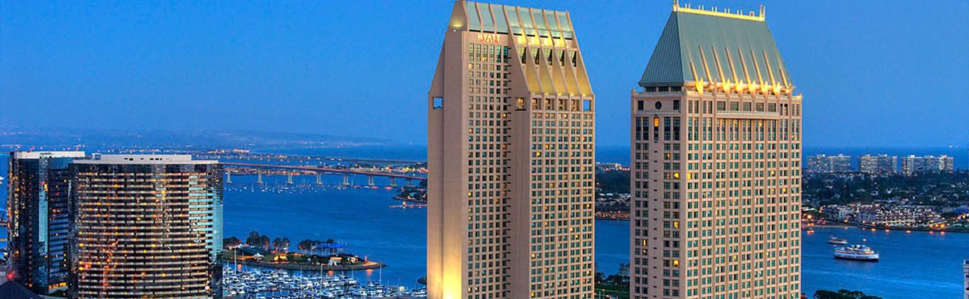 Manchester Grand Hyatt San Diego California Banner