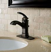 Center Set Bath Faucet