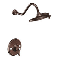 Weymouth Oil rubbed bronze Posi-Temp® Eco-Performance Shower
