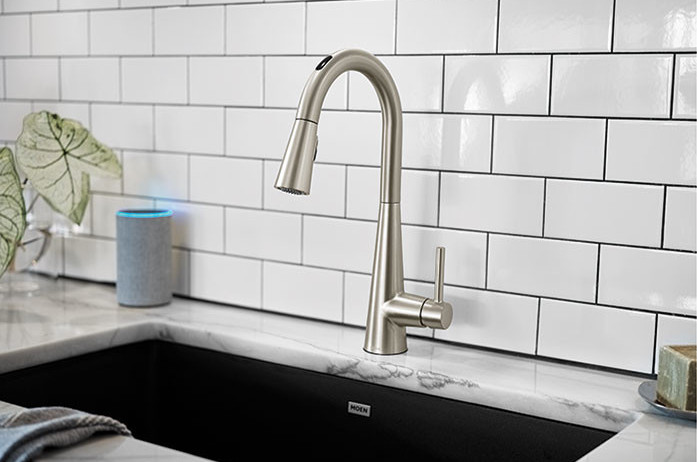 U by Moen Smart Faucet